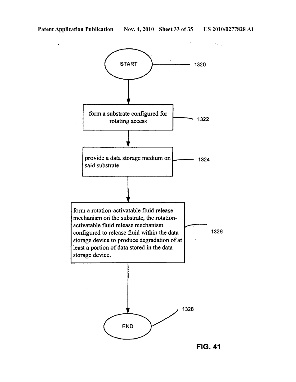 Method and system for fluid mediated disk activation and deactivation - diagram, schematic, and image 34