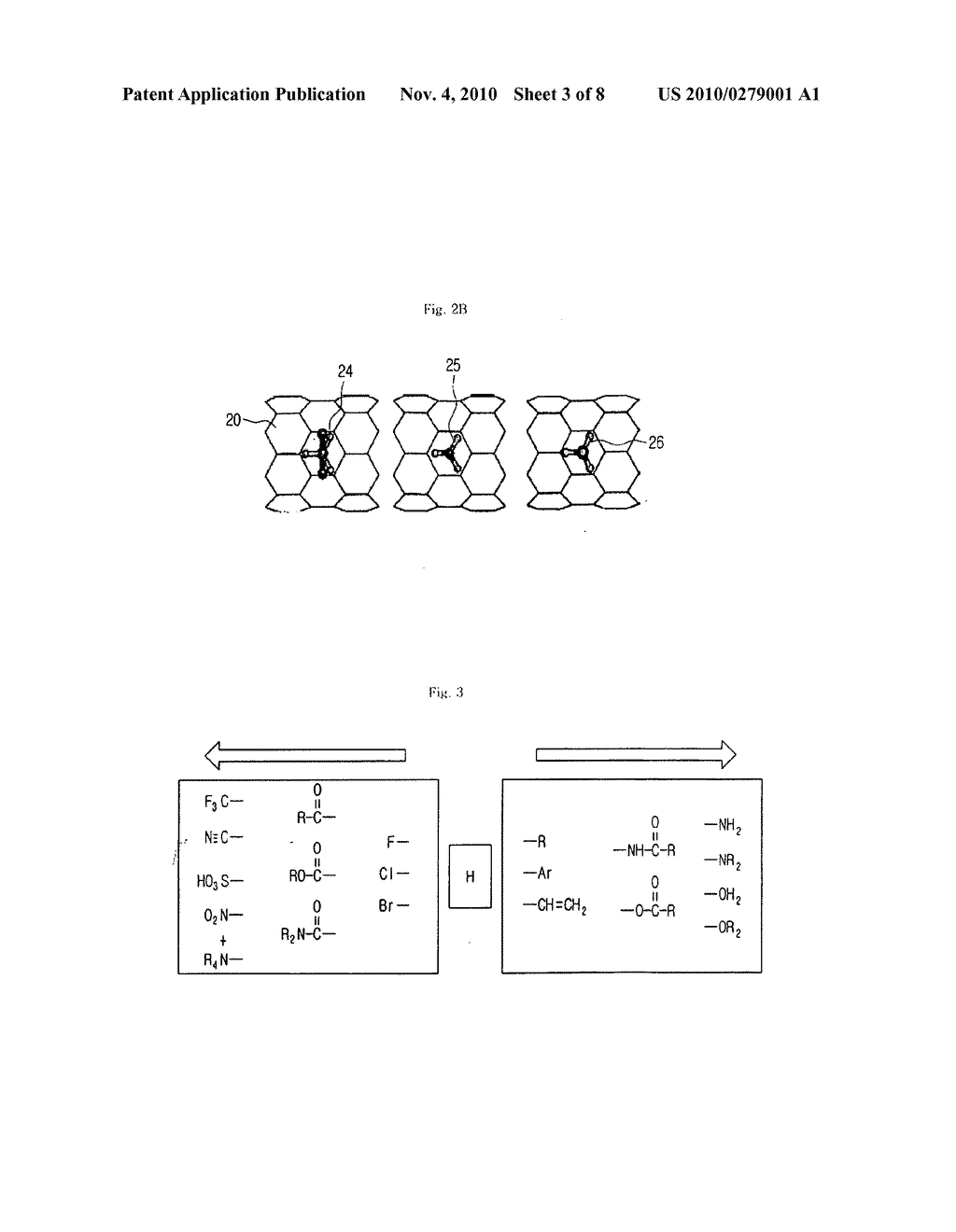 CARBON NANO-TUBE (CNT) THIN FILM TREATED WITH CHEMICAL HAVING ELECTRON WITHDRAWING FUNCTIONAL GROUP AND MANUFACTURING METHOD THEREOF - diagram, schematic, and image 04