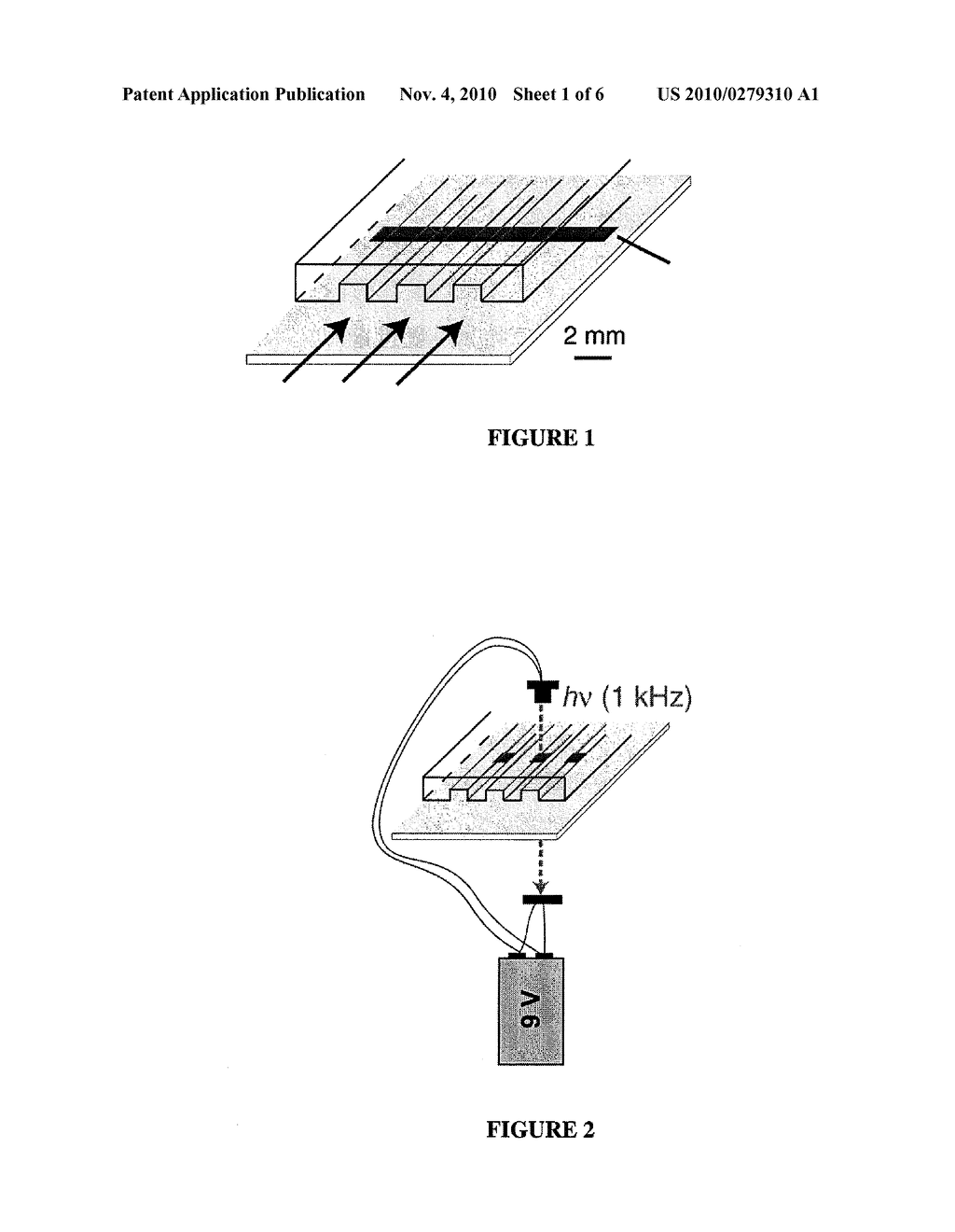 ASSAY DEVICE AND METHOD - diagram, schematic, and image 02