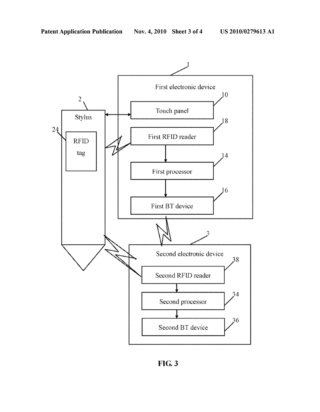 method for establishing a bluetooth connection diagram schematic rh patentsencyclopedia com bluetooth circuit diagram free bluetooth circuit diagram pdf