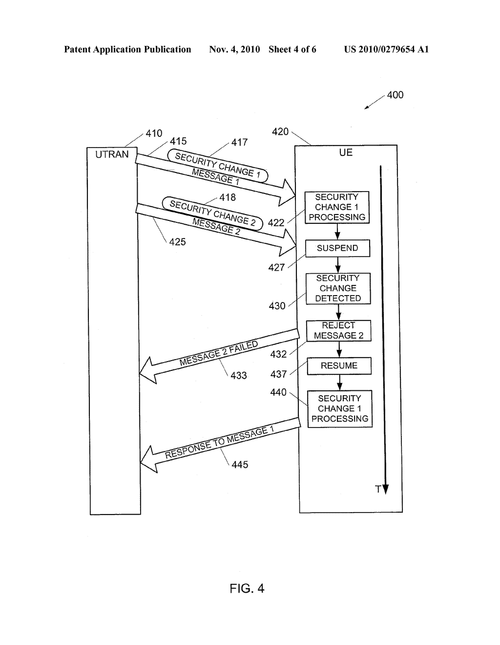 Apparatus and Method of Handling Simultaneous Universal