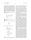 SUBSTITUTED THIOPHENES diagram and image