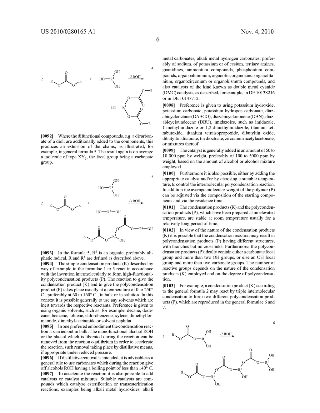 USE OF HIGHLY-BRANCHED POLYMERS FOR PRODUCING POLYMER DISPERSIONS WITH IMPROVED FREEZE/THAW STABILITY - diagram, schematic, and image 07