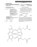 PREPARATION OF METAL MESOPORPHYRIN COMPOUNDS diagram and image