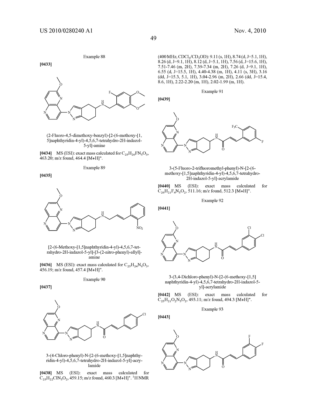 BICYCLIC PYRAZOLE COMPOUNDS AS ANTIBACTERIAL AGENTS - diagram, schematic, and image 50