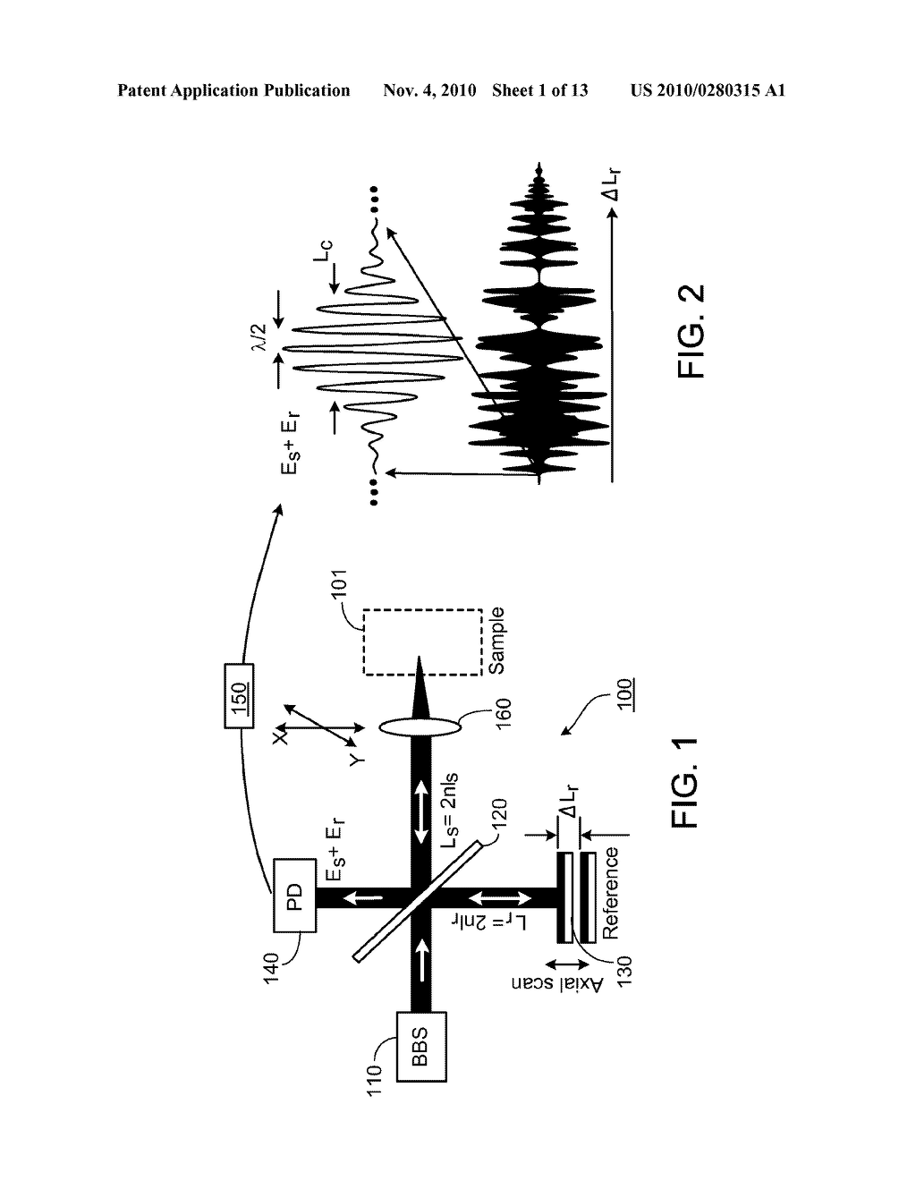 OPTICAL COHERENCE TOMOGRAPHY SYSTEMS AND METHODS - diagram, schematic, and image 02