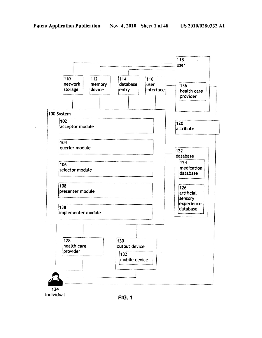 Methods and systems for monitoring bioactive agent use - diagram, schematic, and image 02