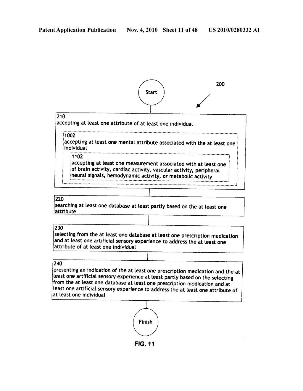 Methods and systems for monitoring bioactive agent use - diagram, schematic, and image 12