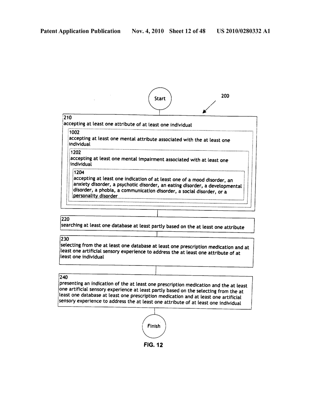 Methods and systems for monitoring bioactive agent use - diagram, schematic, and image 13