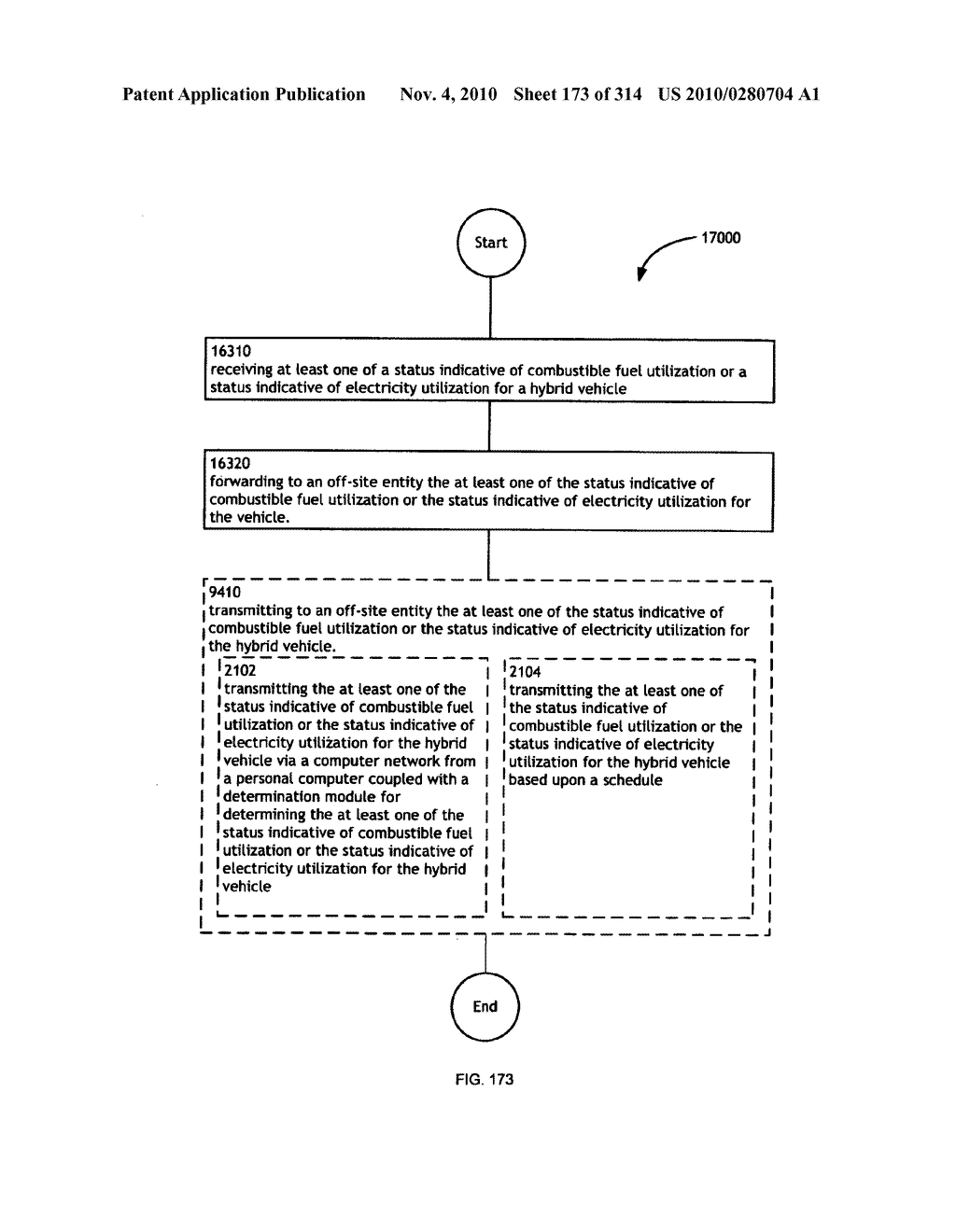 Awarding standings to a vehicle based upon one or more fuel utilization characteristics - diagram, schematic, and image 174