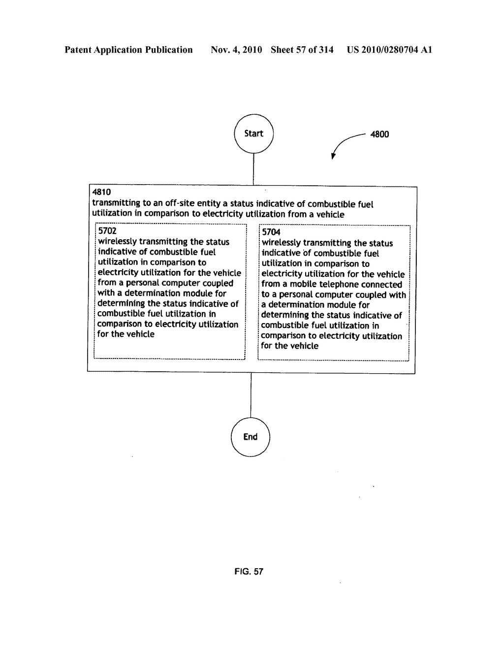 Awarding standings to a vehicle based upon one or more fuel utilization characteristics - diagram, schematic, and image 58