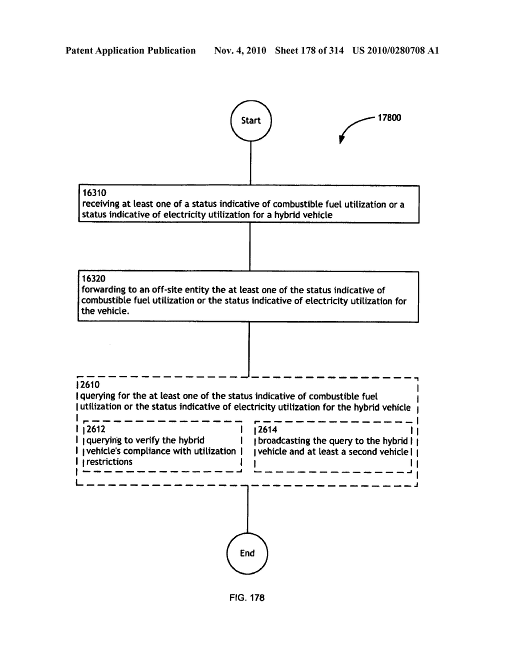 Awarding standings to a vehicle based upon one or more fuel utilization characteristics - diagram, schematic, and image 179
