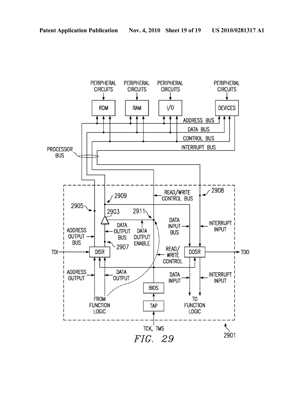 CONTROLLER APPLYING STIMULUS DATA WHILE CONTINUOUSLY RECEIVING SERIAL STIMULUS DATA - diagram, schematic, and image 20
