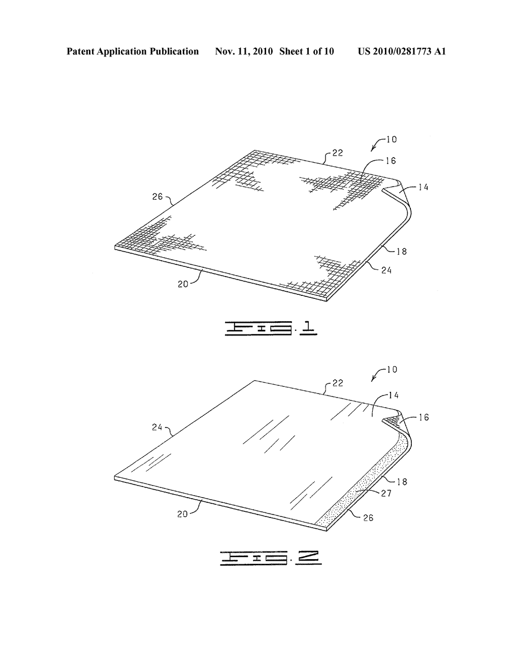 DECORATIVE SLEEVE COVER FORMED OF A POLYMERIC MATERIAL HAVING A TEXTURE OR APPEARANCE SIMULATING THE TEXTURE OR APPEARANCE OF CLOTH - diagram, schematic, and image 02