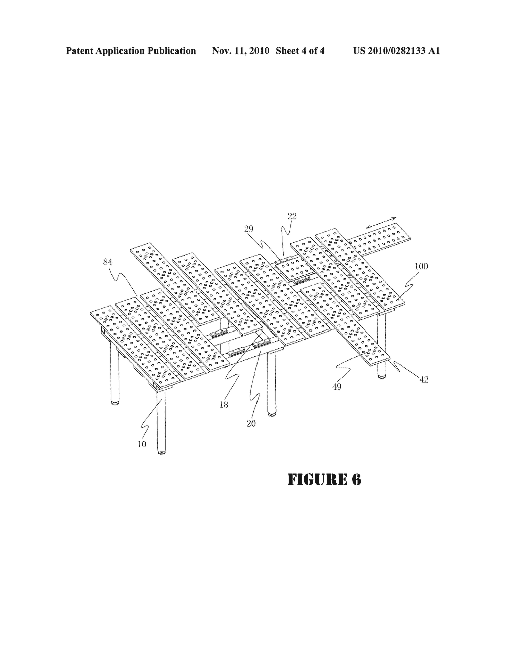 modular welding table diagram schematic and image 05 rh patentsencyclopedia com 6G Welding Position Diagram SMAW Welding Diagram