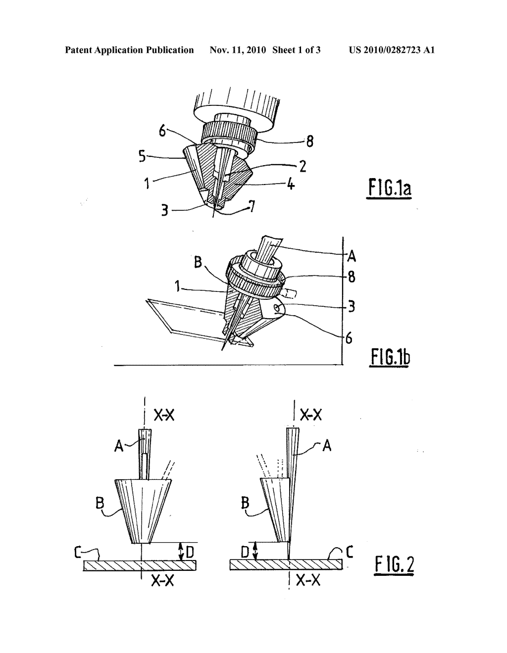 Method for laser welding using a nozzle capable of stabilizing the method for laser welding using a nozzle capable of stabilizing the keyhole diagram schematic and image 02 ccuart Gallery