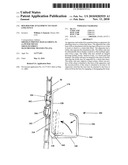 Holder for Attachment to Chain Link Fence diagram and image