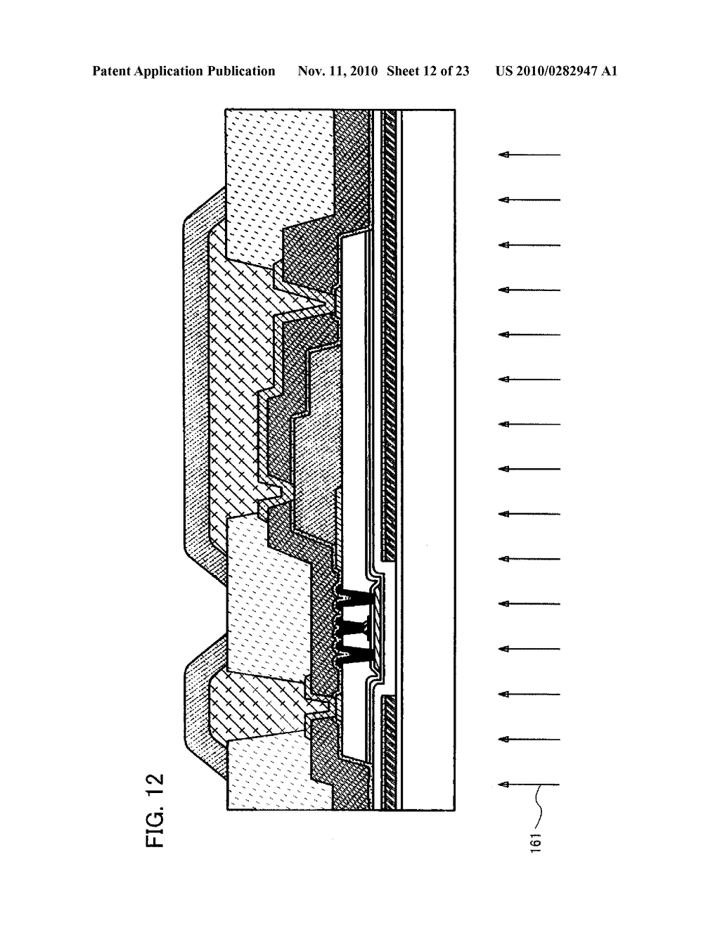 METHOD FOR MANUFACTURING A SEMICONDUCTOR DEVICE - diagram, schematic, and image 13