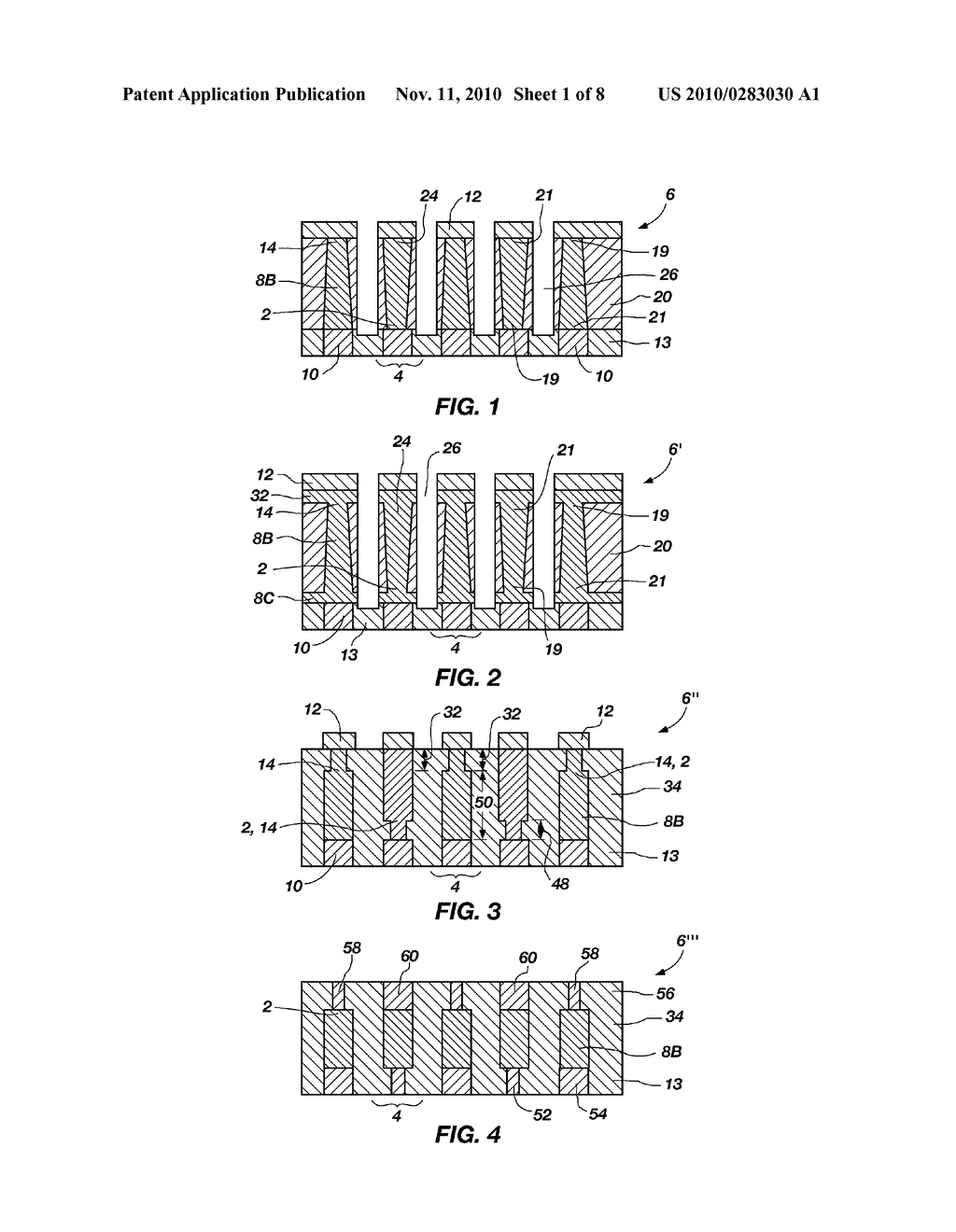 MEMORY DEVICES AND METHODS OF FORMING THE SAME - diagram, schematic, and image 02