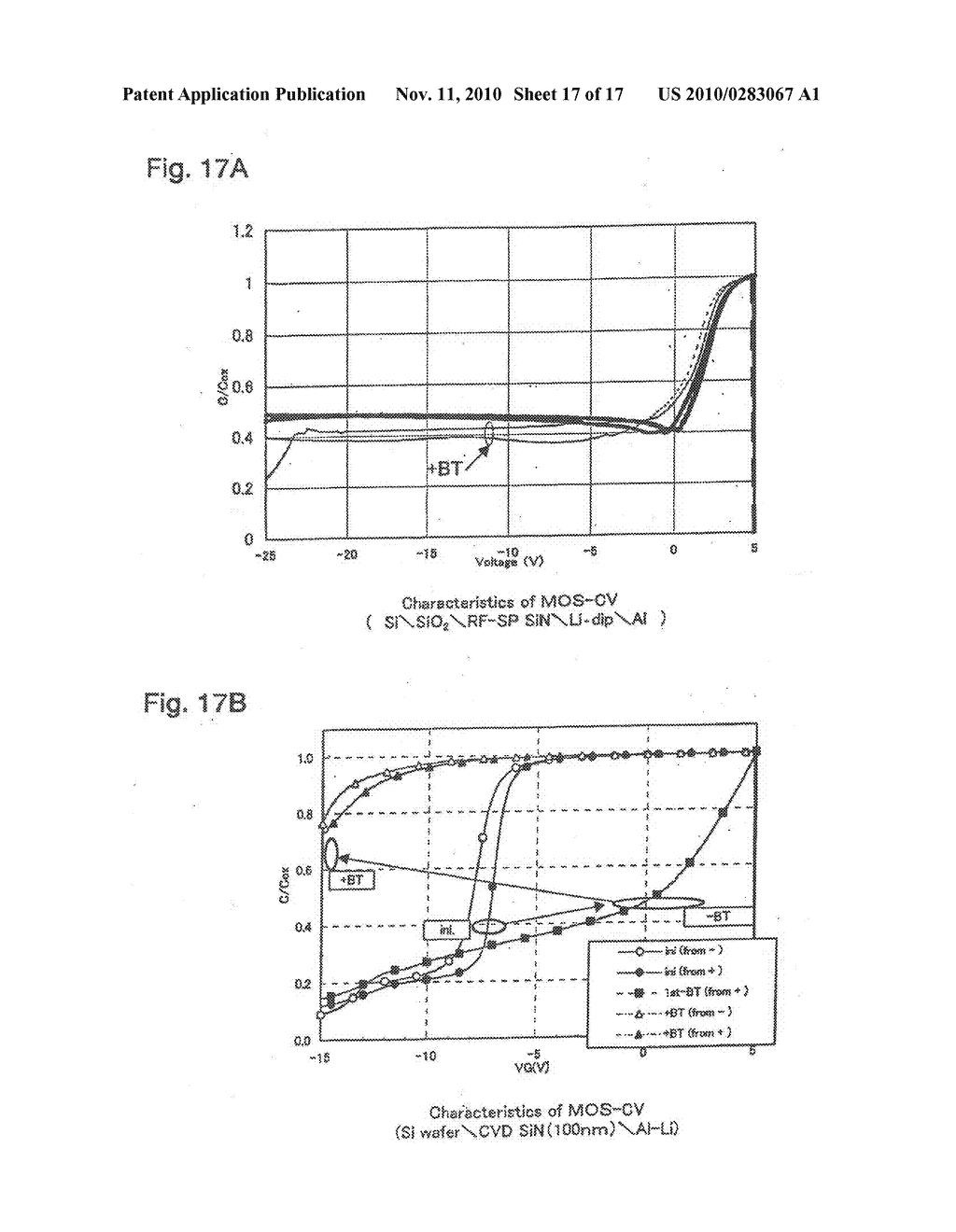 SEMICONDUCTOR ELEMENT AND DISPLAY DEVICE USING THE SAME - diagram, schematic, and image 18
