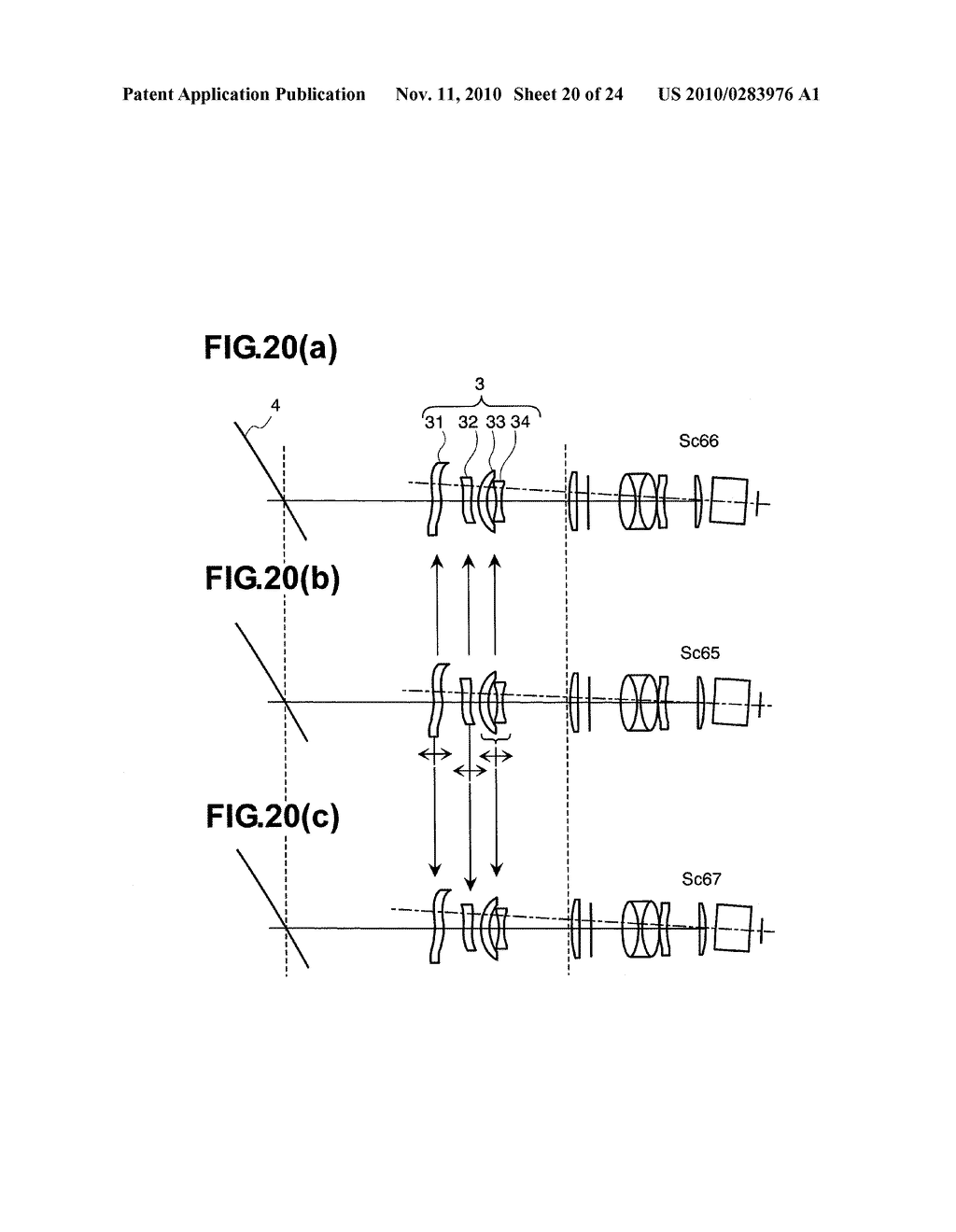 Projection-Type Image Display Apparatus - diagram, schematic, and image 21