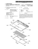 Information Handling System Keyboard diagram and image