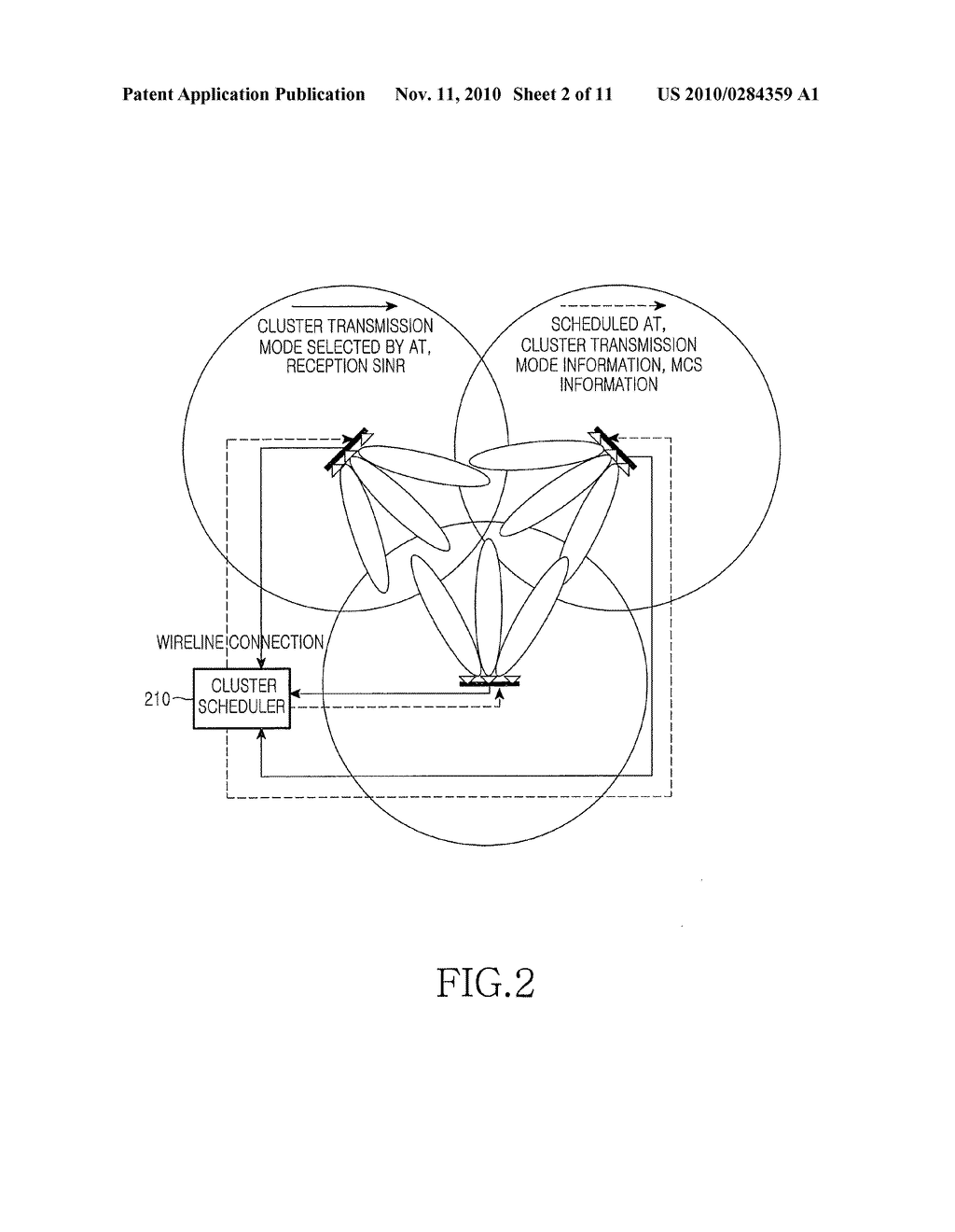 METHOD AND APPARATUS FOR TRANSMITTING/RECEIVING DOWNLINK DATA IN WIRELESS COMMUNICATION NETWORK - diagram, schematic, and image 03