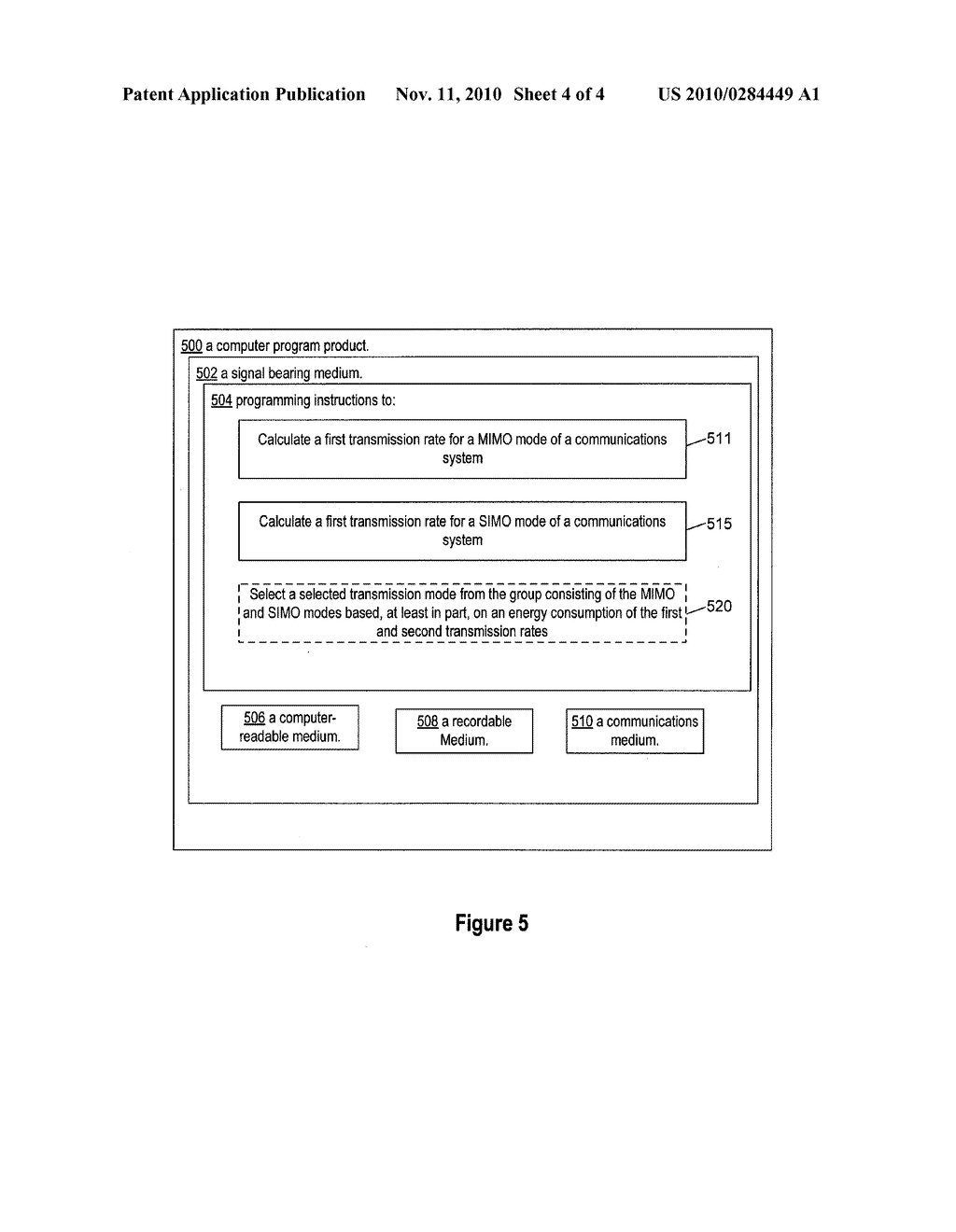 METHODS AND COMMUNICATION SYSTEMS HAVING ADAPTIVE MODE SELECTION - diagram, schematic, and image 05