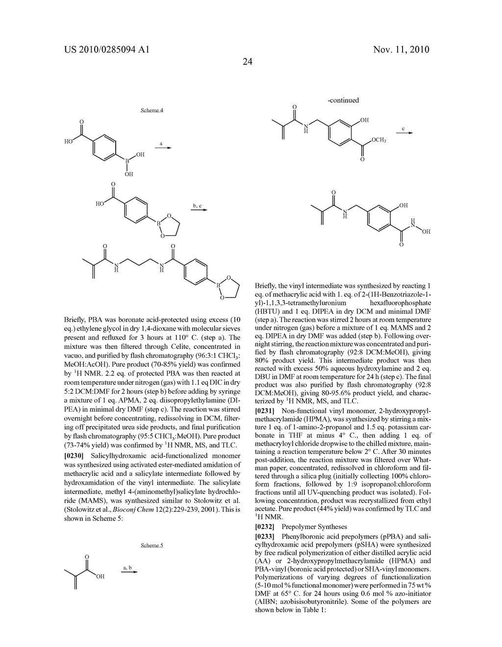 POLYMERIC COMPOSITIONS AND METHODS OF MAKING AND USING THEREOF - diagram, schematic, and image 33