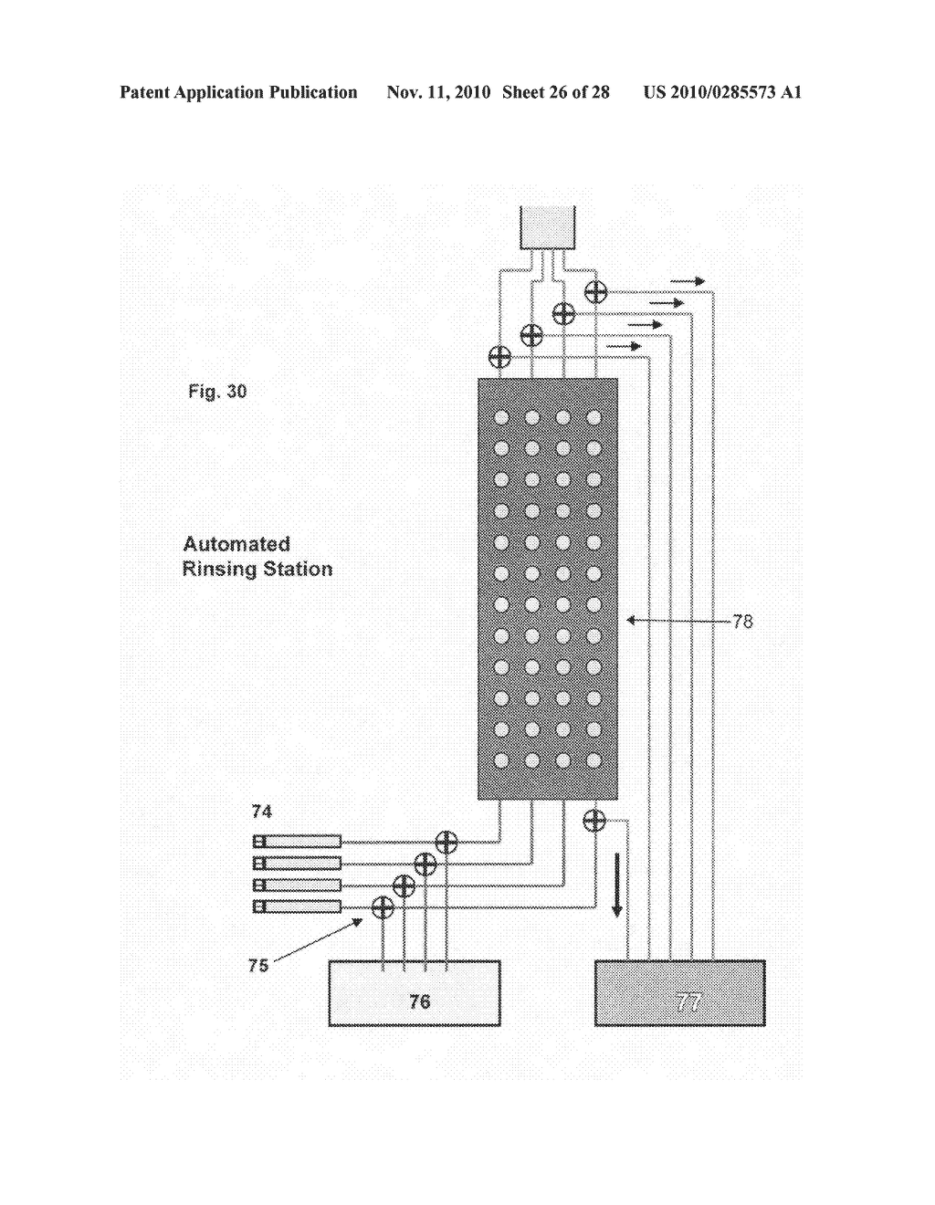 Apparatus for processing a sample in a liquid droplet and method of using the same - diagram, schematic, and image 27