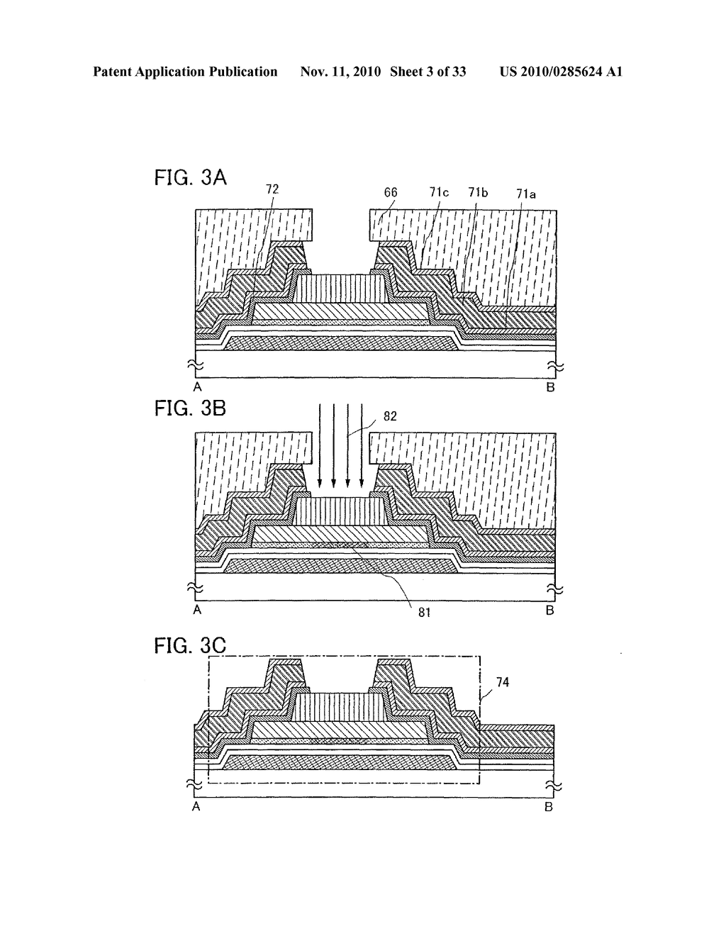 DISPLAY DEVICE AND MANUFACTURING METHOD OF THE SAME - diagram, schematic, and image 04