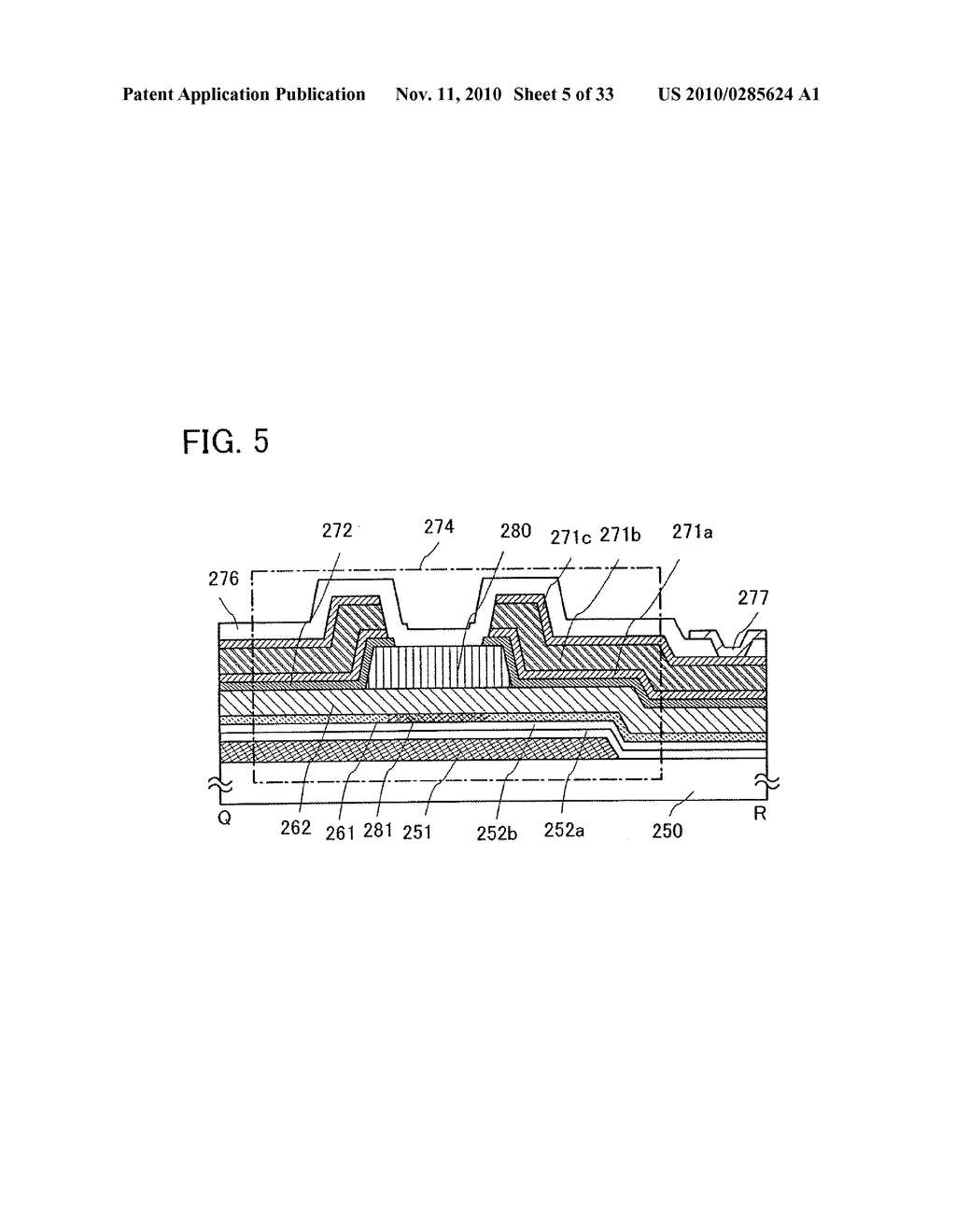 DISPLAY DEVICE AND MANUFACTURING METHOD OF THE SAME - diagram, schematic, and image 06