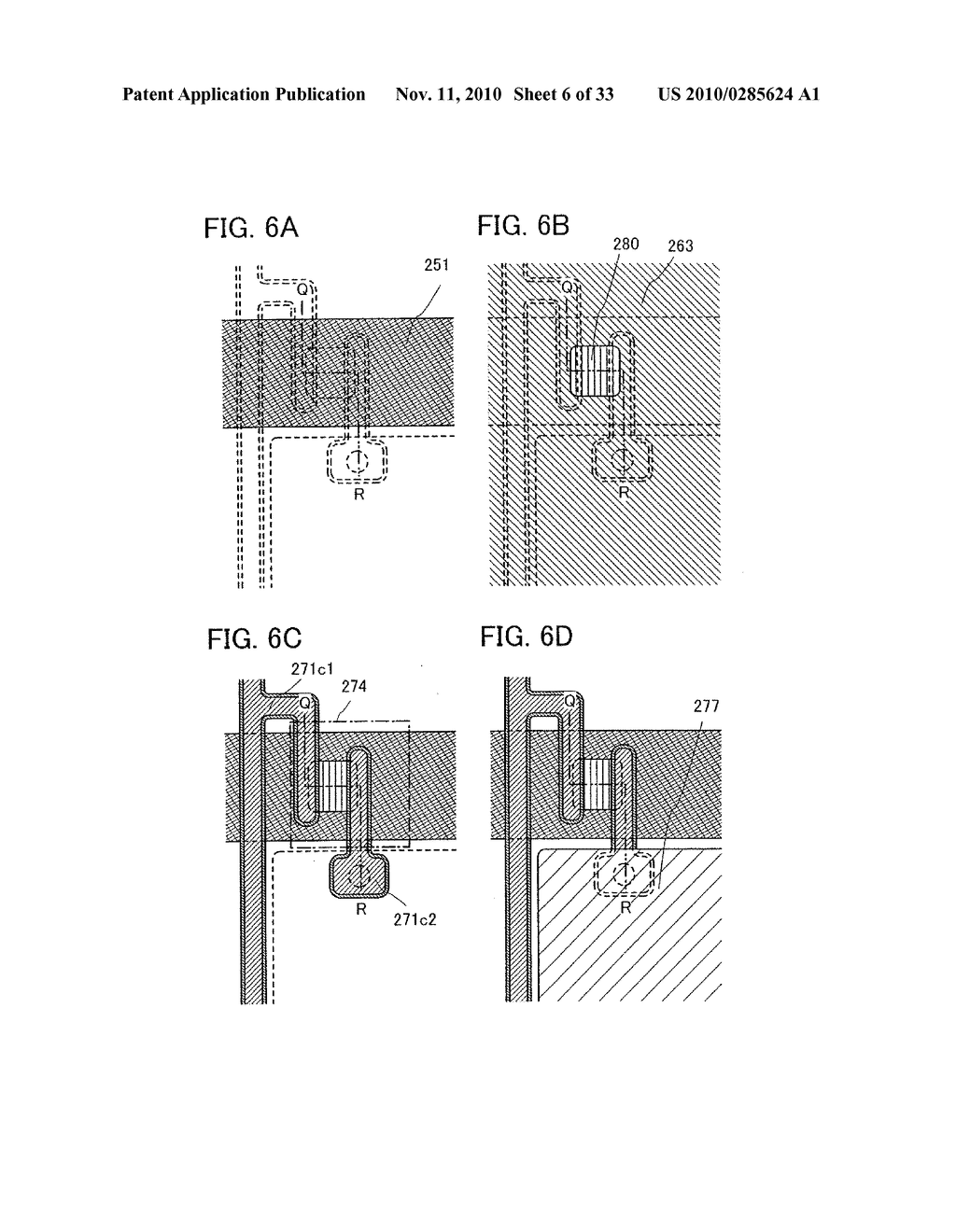 DISPLAY DEVICE AND MANUFACTURING METHOD OF THE SAME - diagram, schematic, and image 07