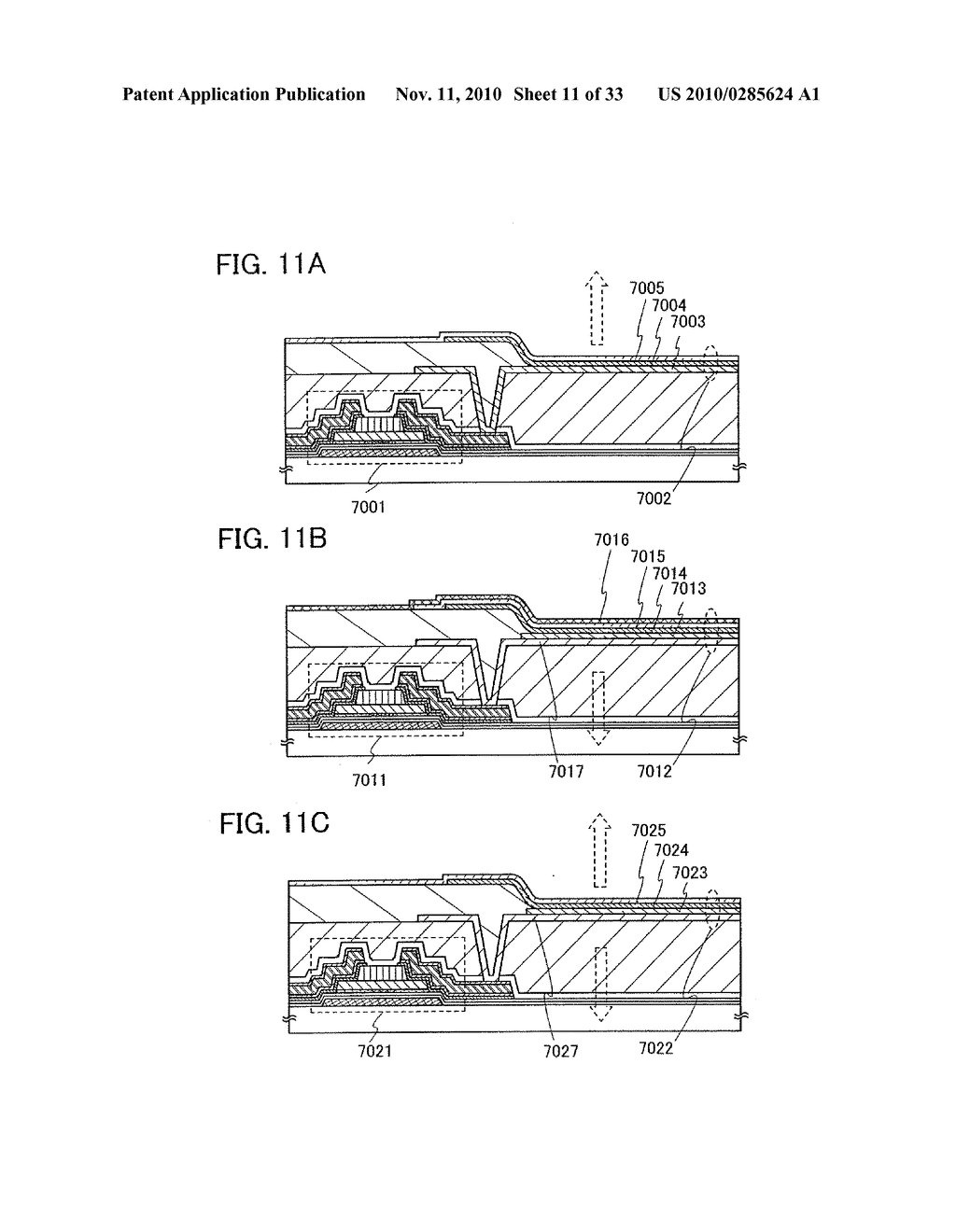 DISPLAY DEVICE AND MANUFACTURING METHOD OF THE SAME - diagram, schematic, and image 12