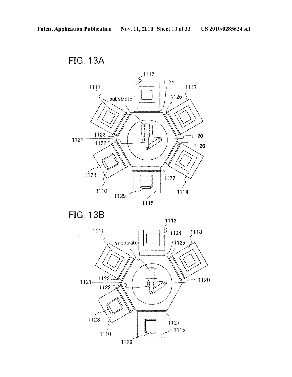 DISPLAY DEVICE AND MANUFACTURING METHOD OF THE SAME - diagram, schematic, and image 14