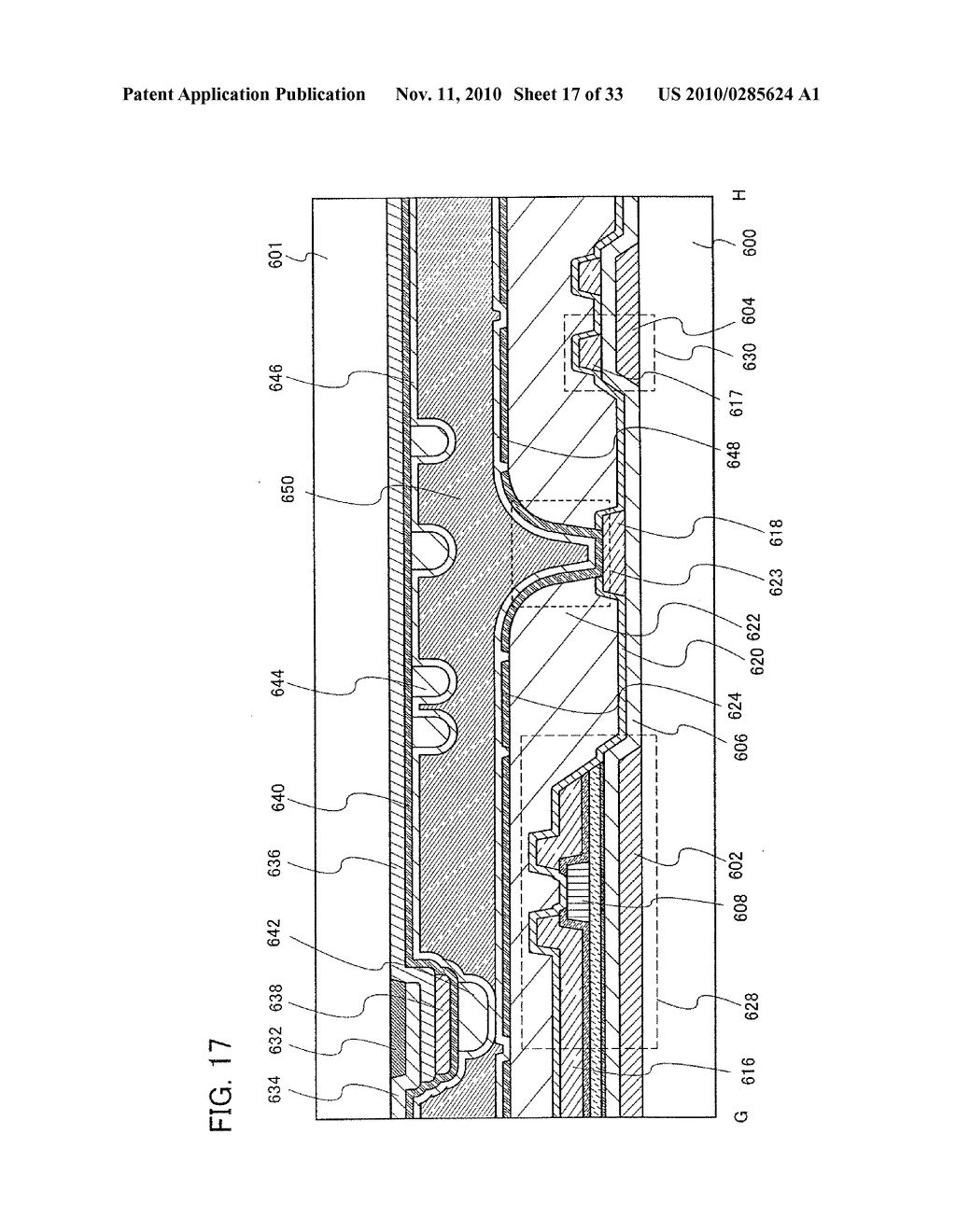 DISPLAY DEVICE AND MANUFACTURING METHOD OF THE SAME - diagram, schematic, and image 18