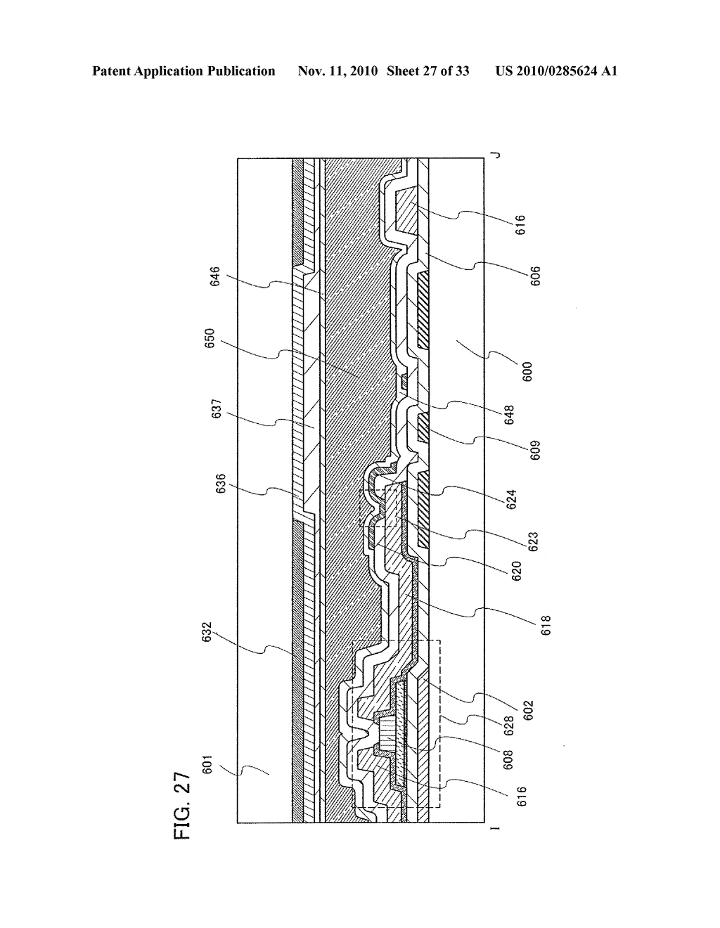 DISPLAY DEVICE AND MANUFACTURING METHOD OF THE SAME - diagram, schematic, and image 28