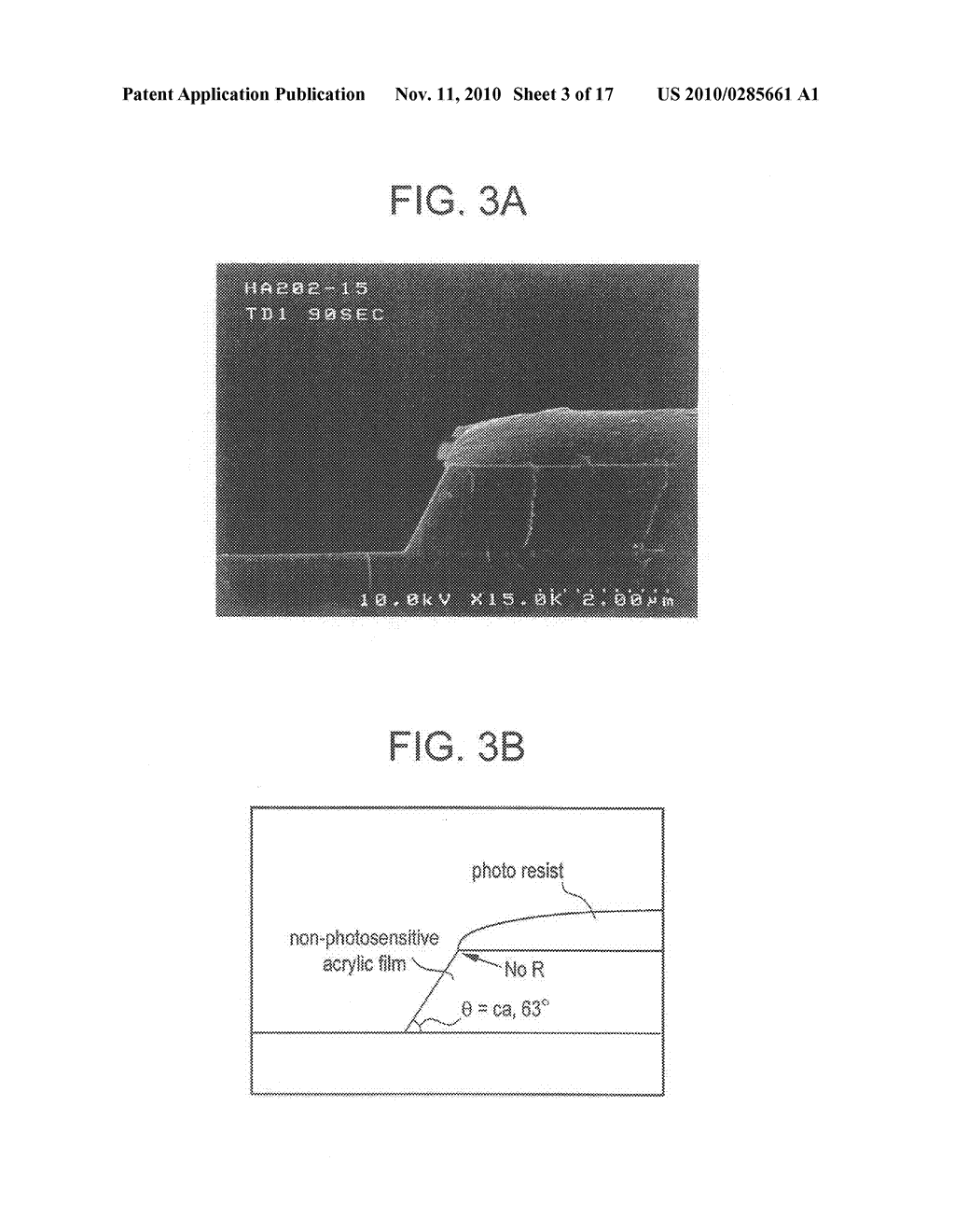 SEMICONDUCTOR ELEMENT AND DISPLAY DEVICE USING THE SAME - diagram, schematic, and image 04