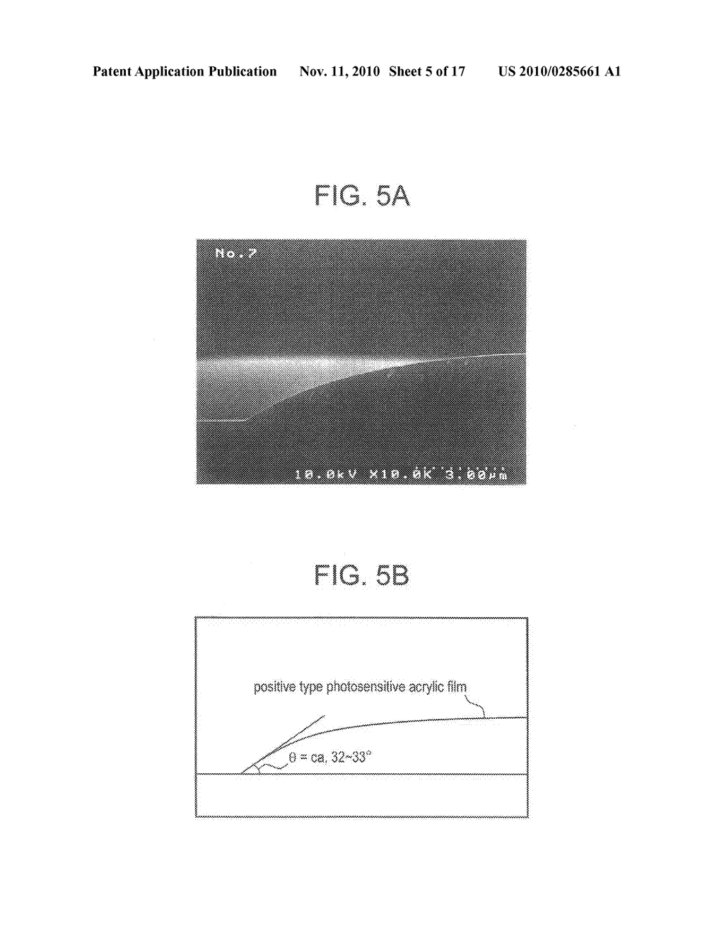 SEMICONDUCTOR ELEMENT AND DISPLAY DEVICE USING THE SAME - diagram, schematic, and image 06