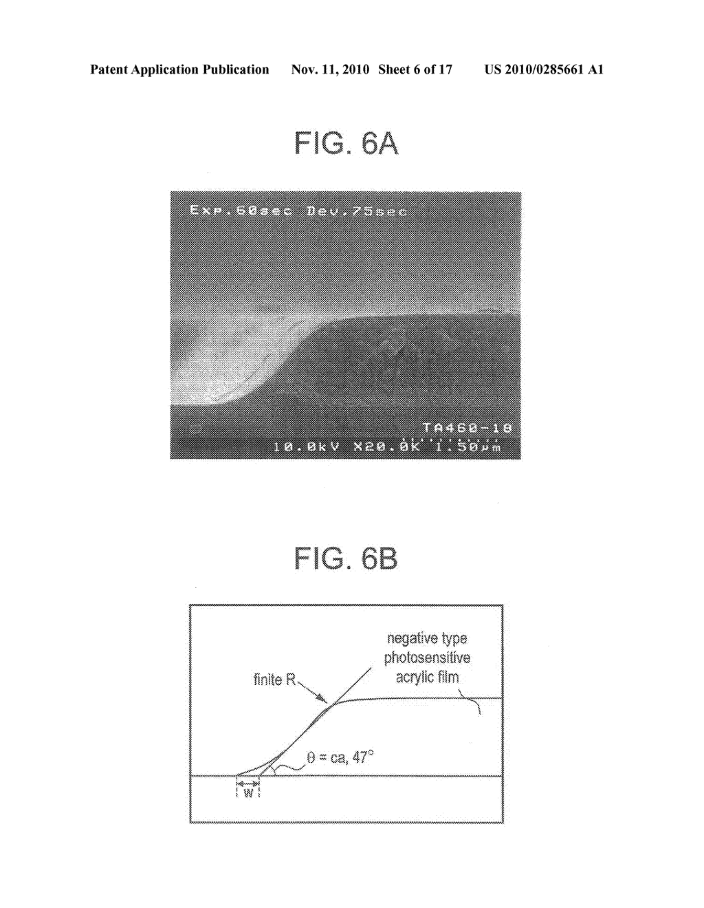 SEMICONDUCTOR ELEMENT AND DISPLAY DEVICE USING THE SAME - diagram, schematic, and image 07