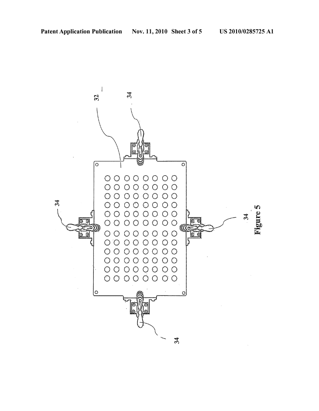 METHOD OF DEPTH ROUTING AN ELECTRONIC LAYUP AND APPARATUS FOR EFFECTING SUCH A METHOD - diagram, schematic, and image 04