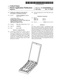 WIRELESS COMMUNICATION DEVICE INCLUDING A UNIVERSAL KEYPAD diagram and image