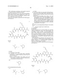 NEW CYCLIC PEPTIDE COMPOUNDS diagram and image