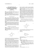 NOVEL BENZOOXAZOL-AND BENZOOXATHIOL-2-ONE DERIVATIVES AND THEIR USE AS MONOAMINE NEUROTRANSMITTER RE-UPTAKE INHIBITORS diagram and image