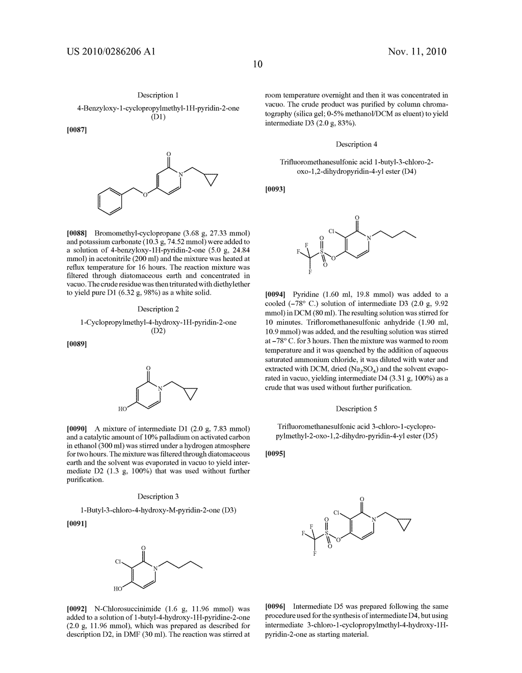 1,3-DISUBSTITUTED 4-(ARYL-X-PHENYL)-1H-PYRIDIN-2-ONES - diagram, schematic, and image 11