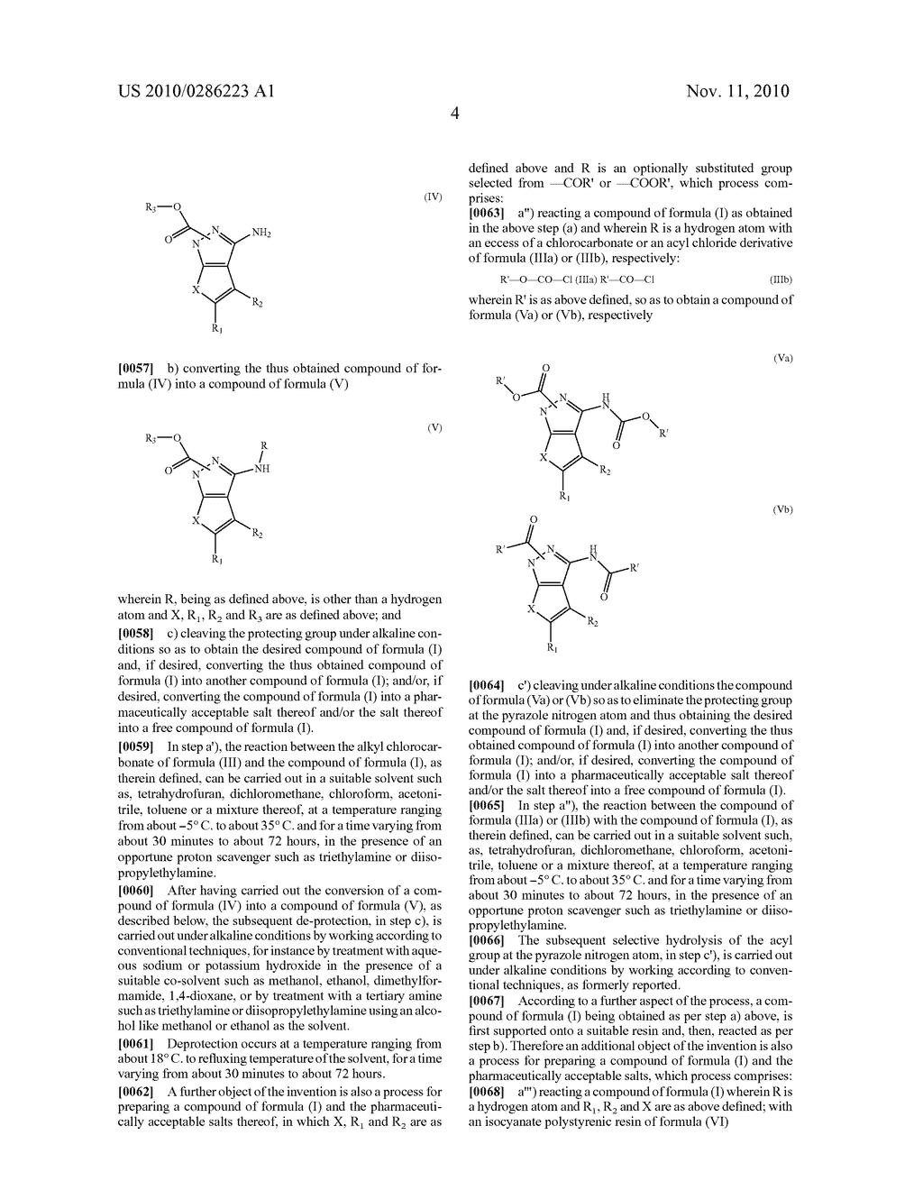 Condensed Heterocyclic Pyrazole Derivatives as Kinase Inhibitors - diagram, schematic, and image 05