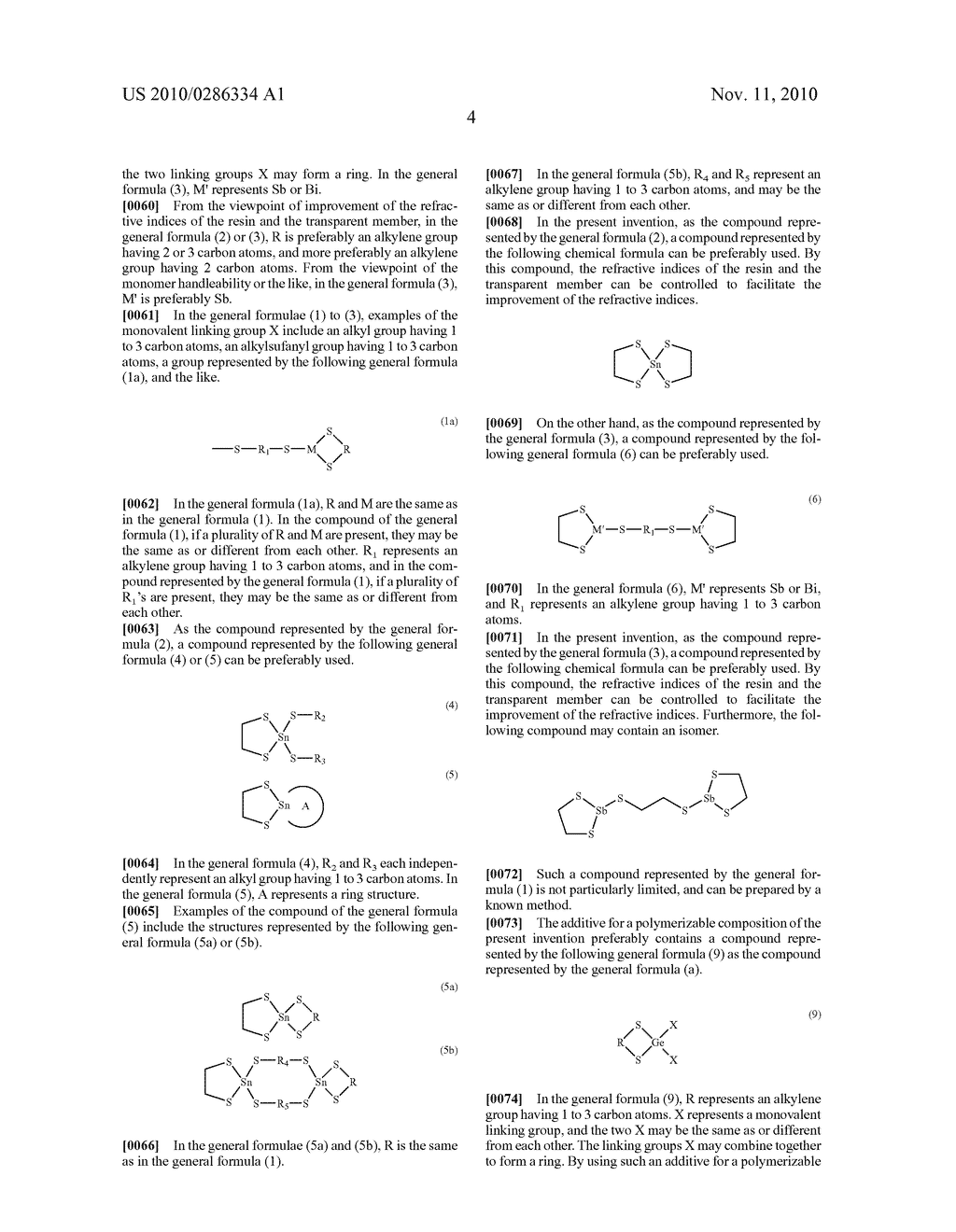 ADDITIVE FOR POLYMERIZABLE COMPOSITION, POLYMERIZABLE COMPOSITION CONTAINING THE SAME AND USE OF THE POLYMERIZABLE COMPOSITION - diagram, schematic, and image 05