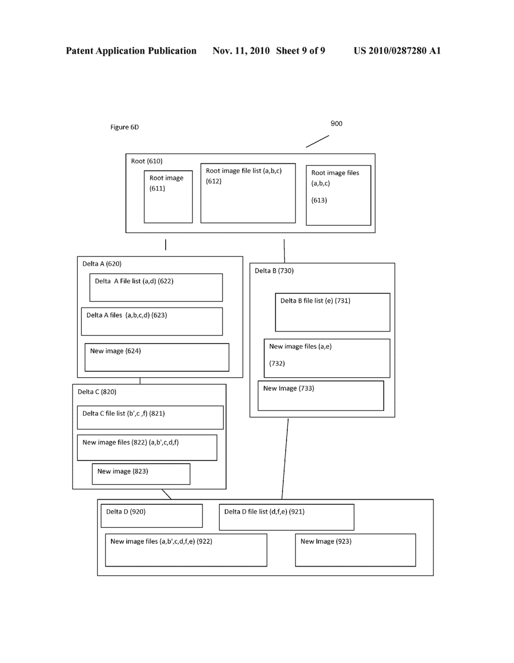 System and method for cloud computing based on multiple providers - diagram, schematic, and image 10