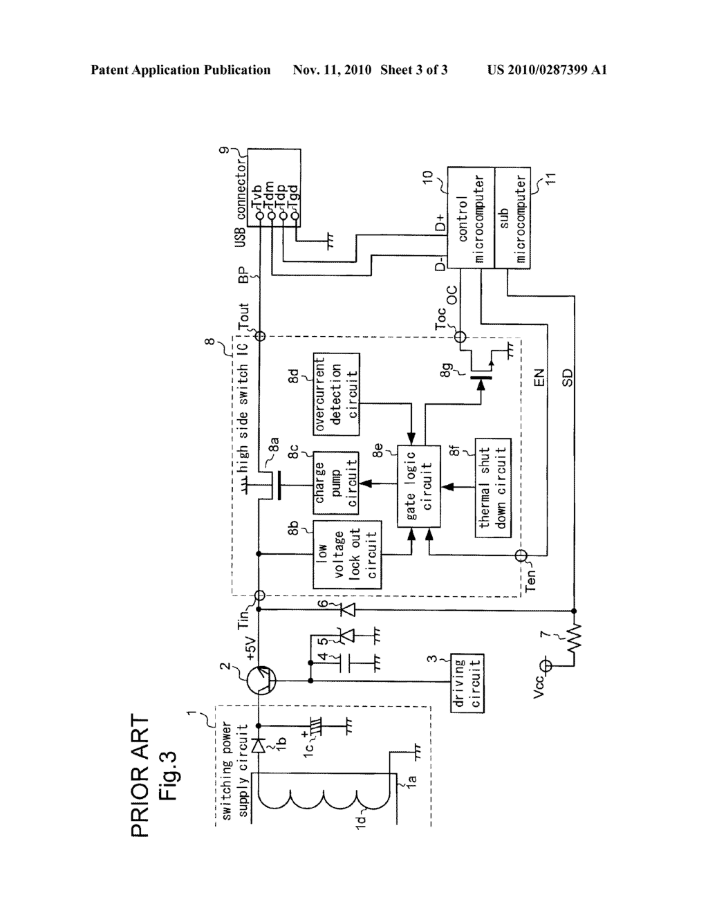 usb power supply circuit diagram schematic and image 04 rh patentsencyclopedia com usb power supply circuit diagram external usb power supply schematic