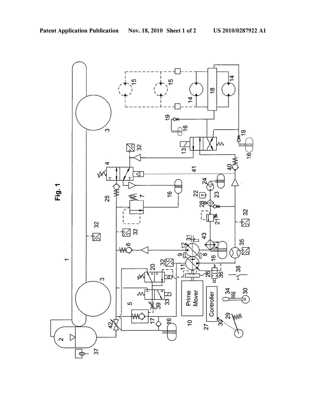 Hydraulic Accumulator Diagram : Hydraulic drive system diagram wiring images